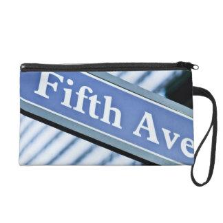 Fifth Avenue Wristlet