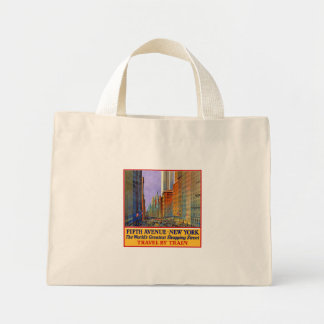 Fifth Avenue Canvas Bags