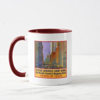 Fifth Avenue Mug