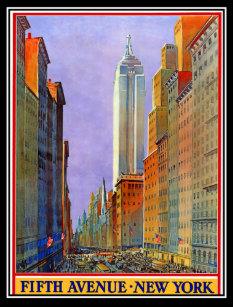 Art Deco Poster New York.New York Art Deco Posters Photo Prints Zazzle