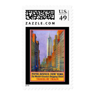Fifth Avenue Postage Stamps