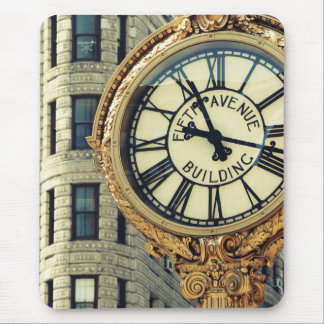 Fifth Avenue Time Mouse Pad