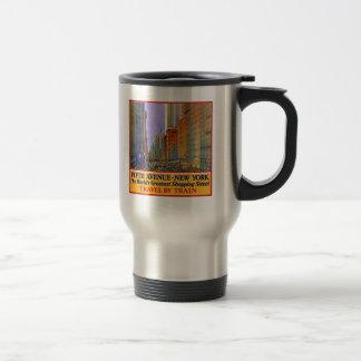 Fifth Avenue Travel Mug