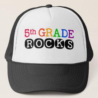 Fifth Grade Rocks Teacher Hat