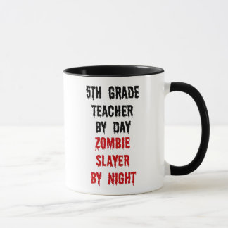 Fifth Grade School Teacher Mug