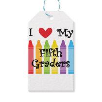 Fifth grade teacher2 gift tags