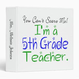Fifth Grade Teacher Binder