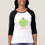 Fifth Grade Teacher - Green Apple Tee Shirts