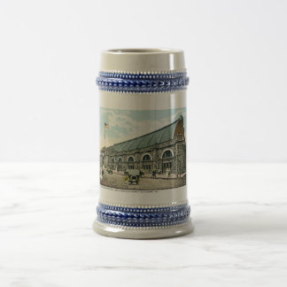 Fifth Regiment Armory, Baltimore, MD 18 Oz Beer Stein