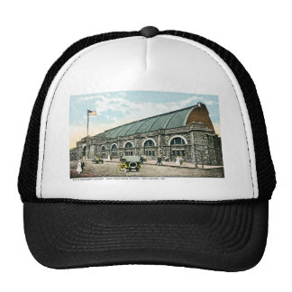 Fifth Regiment Armory, Baltimore, MD Trucker Hat