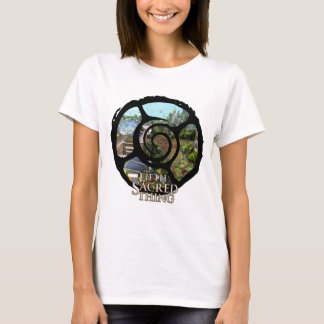 Fifth Sacred City Detail T-Shirt