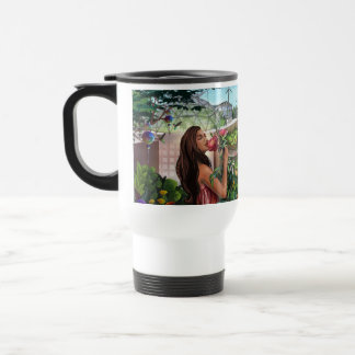 Fifth Sacred Flower Girl Mug