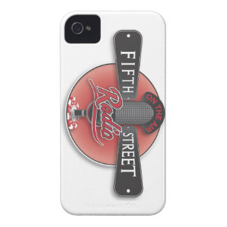 Fifth Street Radio Blackberry Cover Case-Mate iPhone 4 Cases