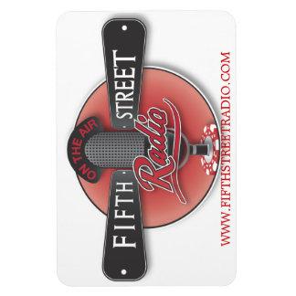 Fifth Street Radio Flexible Magnet