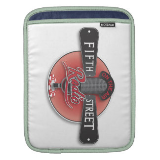Fifth Street Radio iPad Sleeve