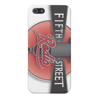 Fifth Street Radio IPhone Cover Cover For iPhone 5