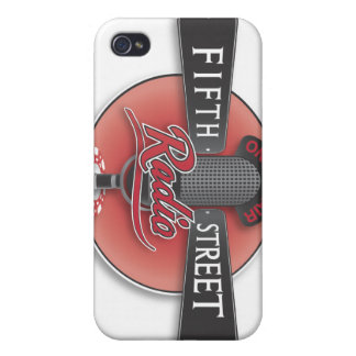 Fifth Street Radio IPhone Cover iPhone 4 Covers