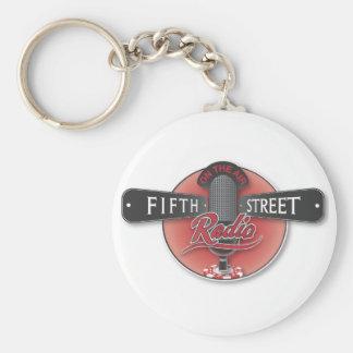 Fifth Street Radio Key Chain
