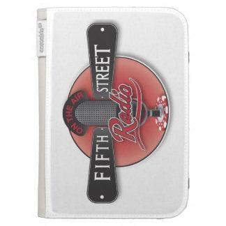 Fifth Street Radio Kindle Case
