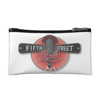 Fifth Street Radio Ladies Cosmetic Bag