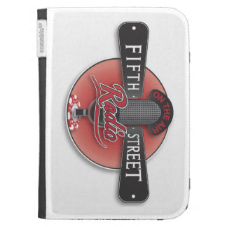 Fifth Street Radio Laptop Cover Case For Kindle