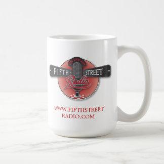 Fifth Street Radio Mug