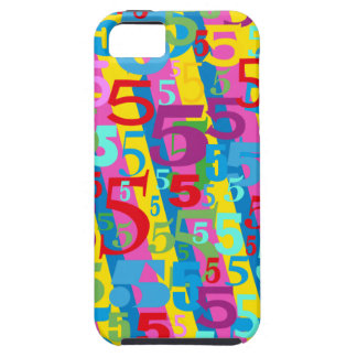 Fifth Symphony 5th Anniversary or 55th Birthday iPhone SE/5/5s Case