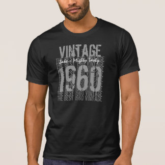 Fifties Birthday Gift Best 1960 Vintage T-Shirt