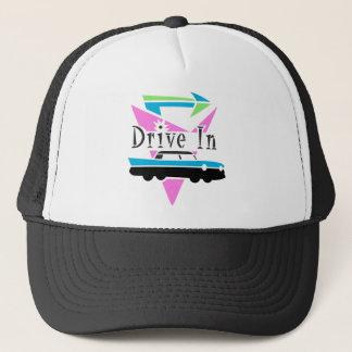 Fifties Drive In Trucker Hat