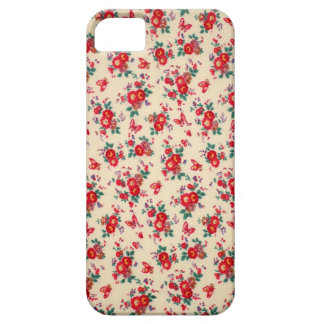 Fifties florals from PJ. iPhone SE/5/5s Case