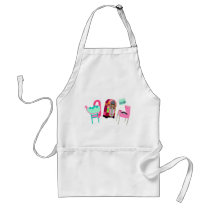Fifties Fun Time Adult Apron