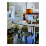 Fifties Kitchen Print