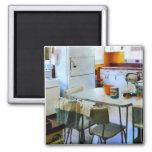Fifties Kitchen Refrigerator Magnets