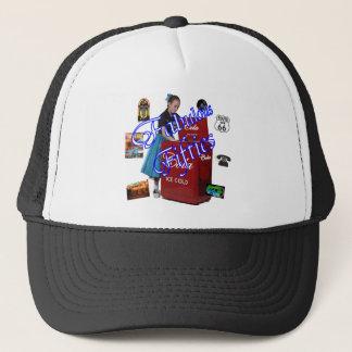 Fifties Memorbilia icons Trucker Hat