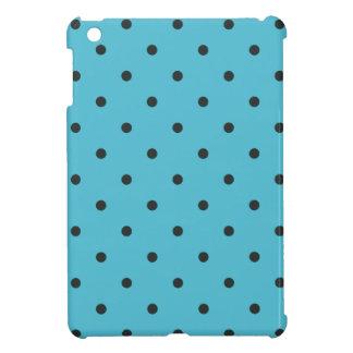 Fifties Style Aqua Polka Dot Case For The iPad Mini
