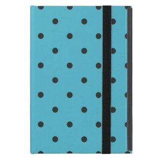 Fifties Style Aqua Polka Dot Case For iPad Mini