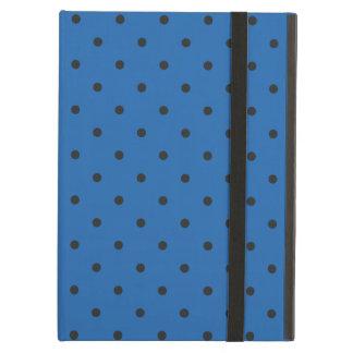Fifties Style Blue Polka Dot iPad Air Case