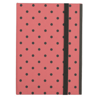 Fifties Style Cayenne Red Polka Dot iPad Air Case