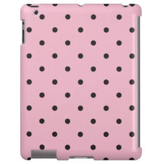 Fifties Style Pink Polka Dot iPad 2/3/4 Case