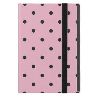 Fifties Style Pink Polka Dot iPad Mini Case