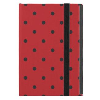 Fifties Style Red Polka Dot iPad Mini Case