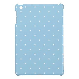 Fifties Style Sky Blue Polka Dot Case For The iPad Mini