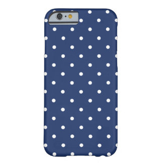 Fifties Style Sodalite Polka Dot iPhone 6 case iPhone 6 Case