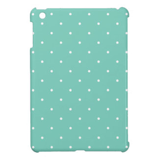 Fifties Style Turquoise Polka Dot Case For The iPad Mini