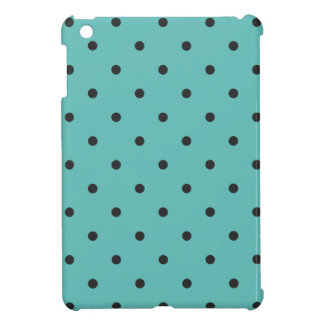 Fifties Style Turquoise Polka Dot Cover For The iPad Mini