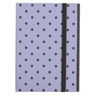 Fifties Style Violet Polka Dot iPad Air Case