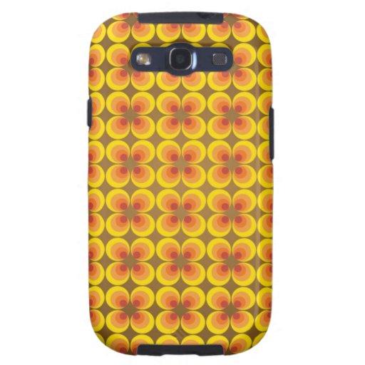 Fifties Wallpaper - Samsung Galaxy S case