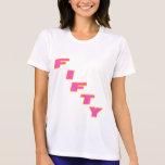 Fifty 50th Birthday Gifts Tshirts