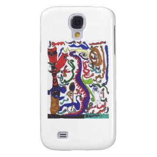 Fifty dragons schwag galaxy s4 cover