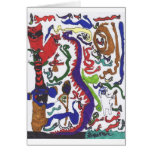 Fifty dragons schwag greeting card